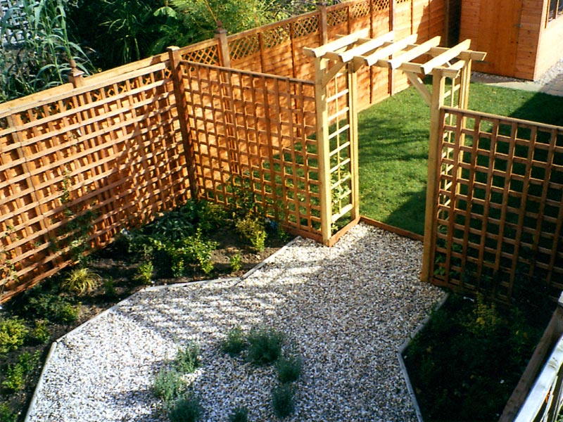 Timber Trellis