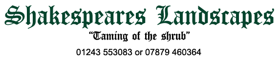 Shakespeares Landscapes Logo